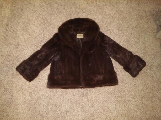 Ladies Short Fur Coat