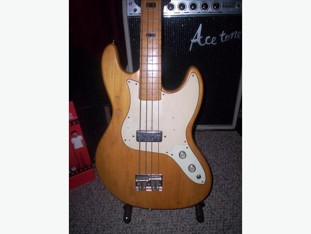 Vintage BASS , and DRUM