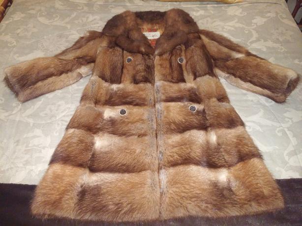 3/4  length Fur Coat