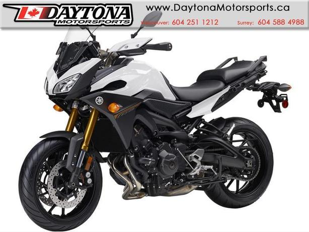 2017 Yamaha FJ-09 Sport Bike  * BRAND NEW -White *