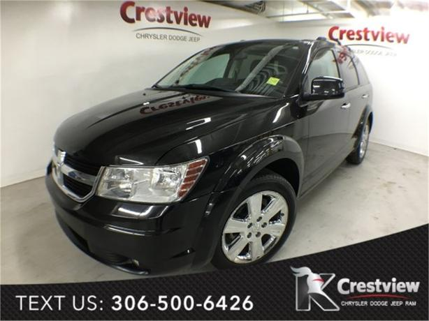 2010 Dodge Journey R/T AWD w/ Leather, Sunroof, Navigation