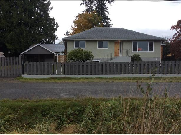 Nicely refurbished family home in south Chemainus