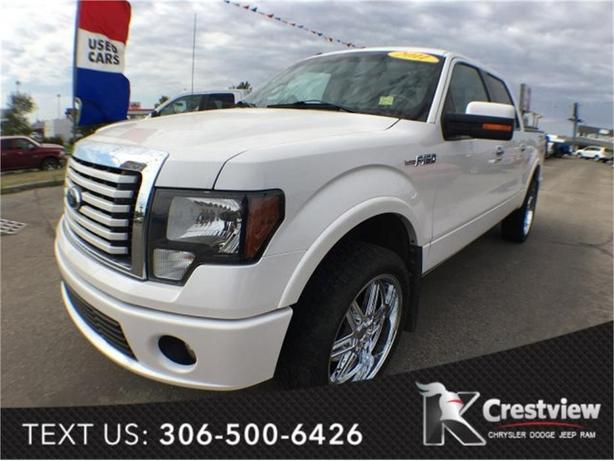 2011 Ford F-150 Lariat Limited SuperCrew | Leather | Sunroof | Navigation