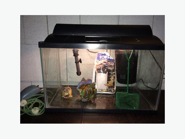 25 Gallon Tank Victoria City Victoria