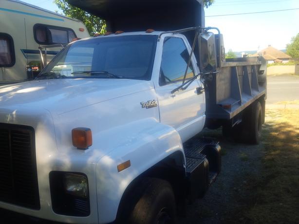 Dump Truck  Topkick