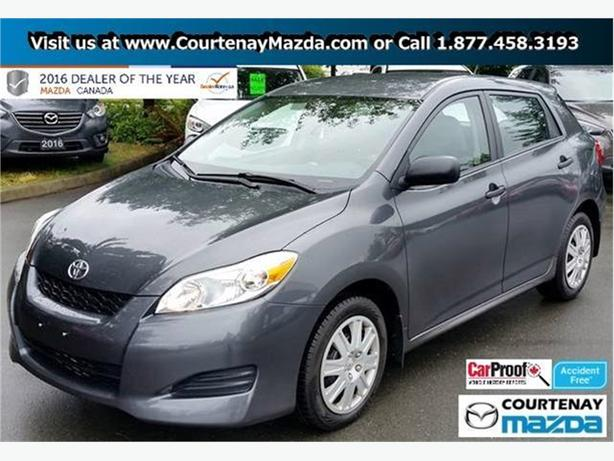 2011 Toyota Matrix FWD 4A