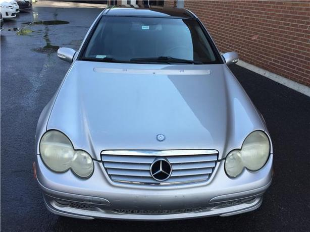 2002 Mercedes-Benz C230 Kompressor Sport Coupe for Sale or Trade