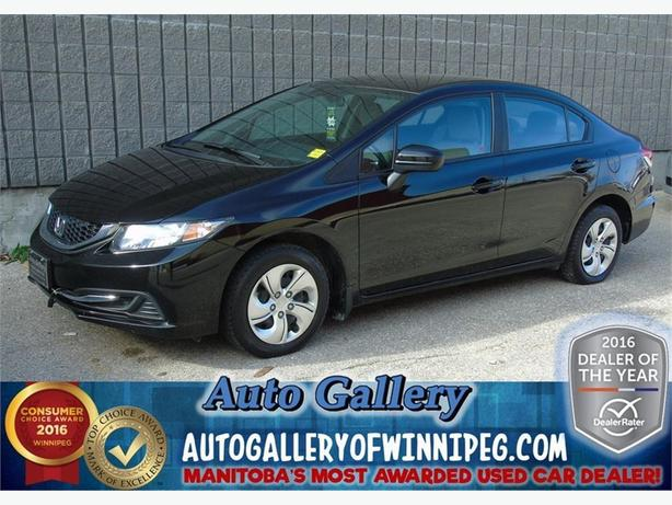 2014 Honda Civic Sedan LX *Htd. Seats