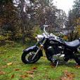 2002 Honda Shadow ACE 750cc