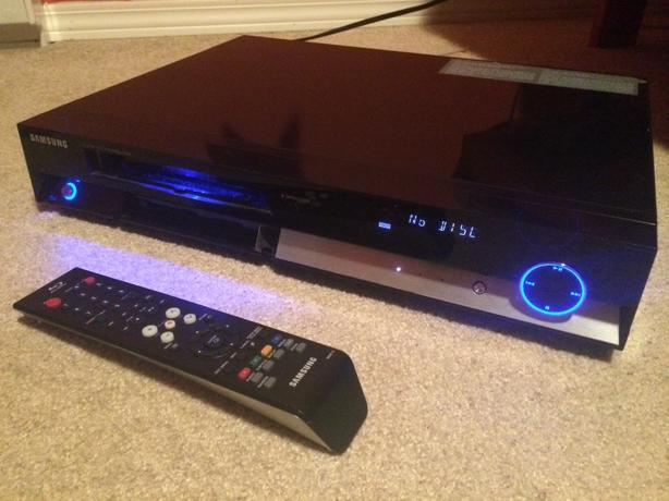 Samsung Bluray HDMI DVD Player