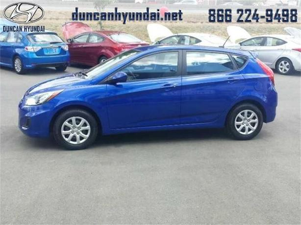 2013 Hyundai Accent L  - Low Mileage