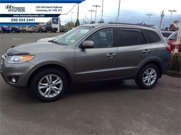 2012 Hyundai Santa Fe Limited AWD -