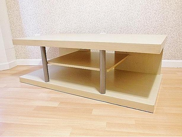Ikea TIMRA TV Bench Stand - Birch