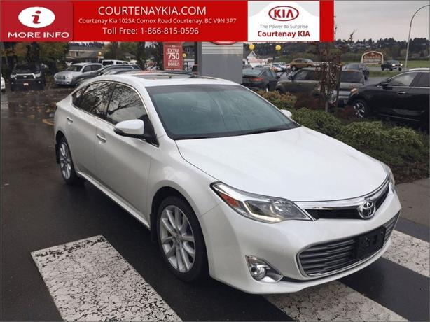 2014 Toyota Avalon Limited | No Accidents