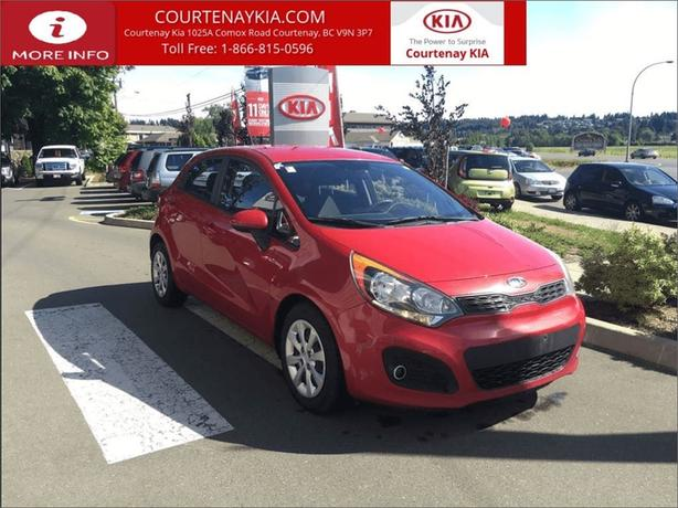 2012 Kia Rio LX+ | Fuel Efficient