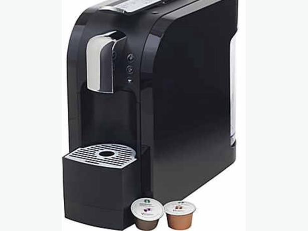 verismo coffee pod starbucks maker