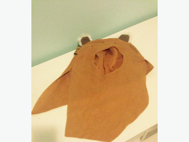 Ewok headpiece