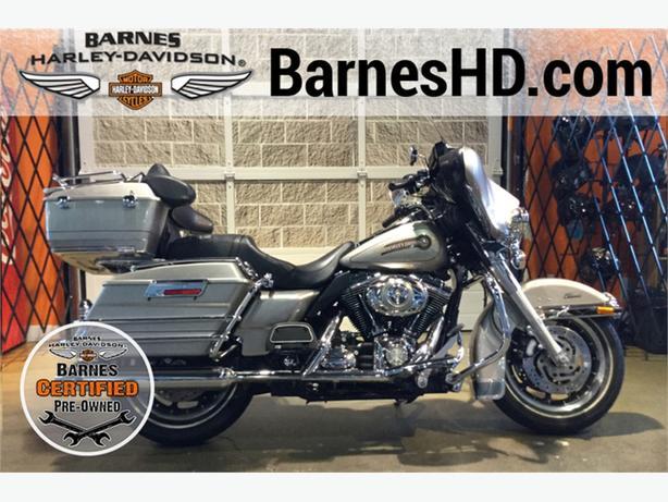 2007 Harley-Davidson® FLHTC