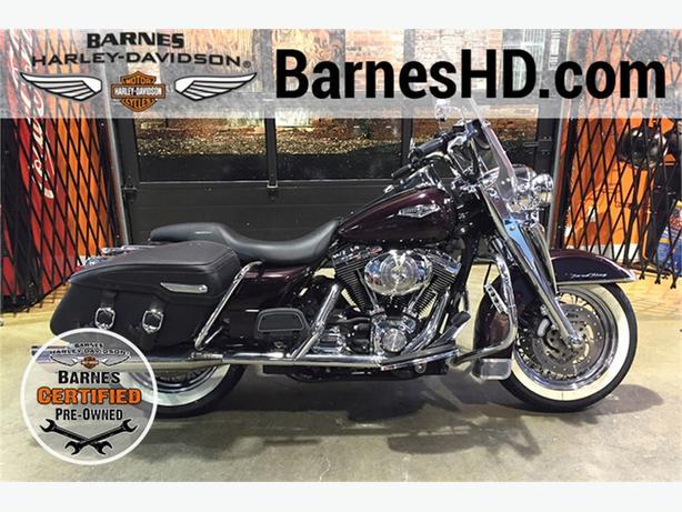 2006 Harley-Davidson® FLHRC