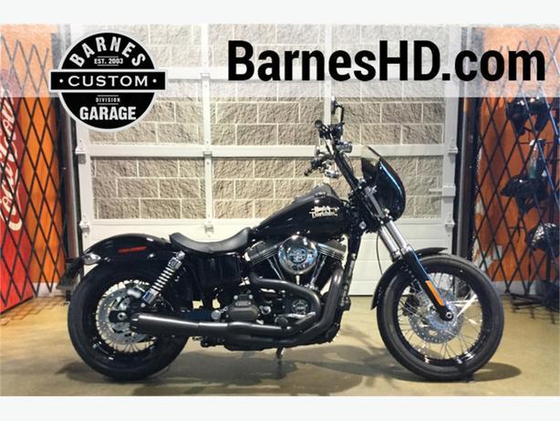 2017 Harley-Davidson® FXDB - Dyna® Street Bob®