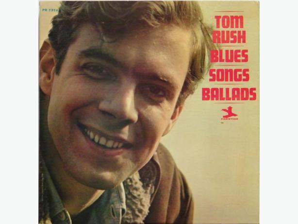 Tom Rush LPs