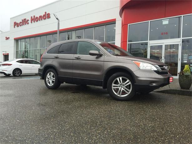 2011 Honda CR-V EX-L - 1 OWNER WITH ZERO (0) ICBC  CLAIMS