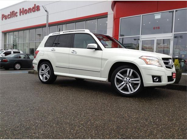 2010 Mercedes-Benz GLK-Class 4DR 4matic - LOCAL SUV WITH ZERO (0) ICBC CLAIMS