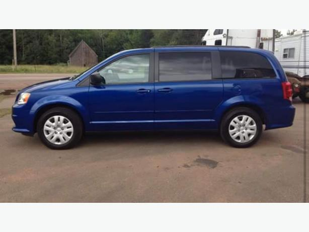 2013 Dodge Grand Caravan STOW N GO