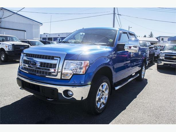 2013 Ford F-150 XLT/ XTR 4X4 | SUNROOF