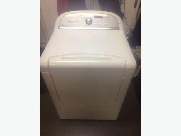 Whirlpool Cabrio Steam Dryer