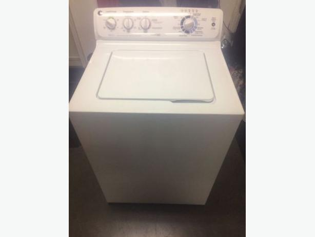 General Electric Hydro Wave Washer