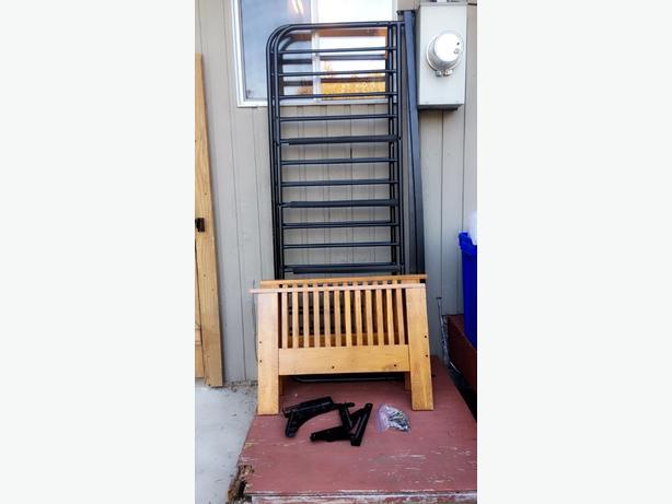 futon frame - standard size -frame only