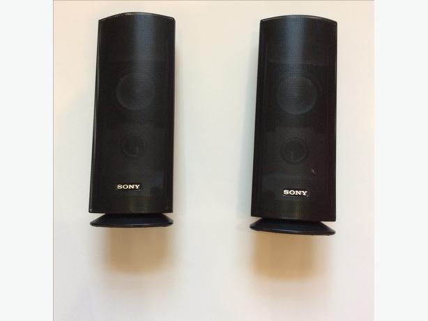 Sony BDVN890W wireless rear speakers