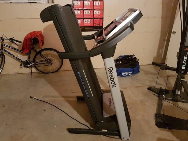 Reebok V8.90 Treadmill