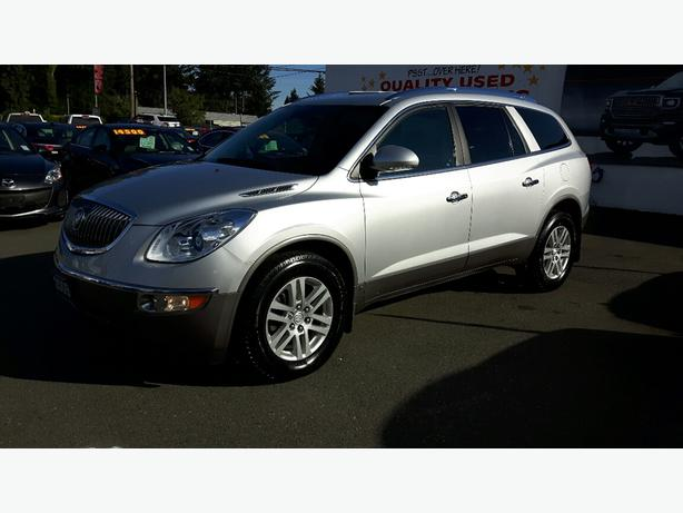 USED 2009 BUICK ENCLAVE CX FOR SALE IN PARKSVILLE