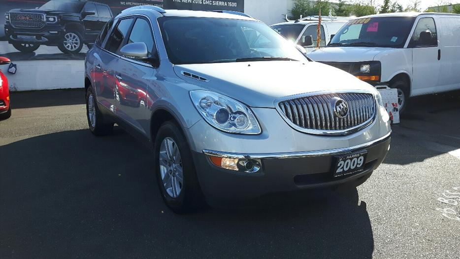 Moncton Buick Enclave >> USED 2009 BUICK ENCLAVE CX FOR SALE IN PARKSVILLE Outside ...