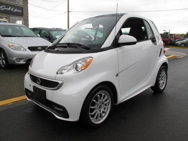 2013 Smart Electric Drive,never visit a gas station again