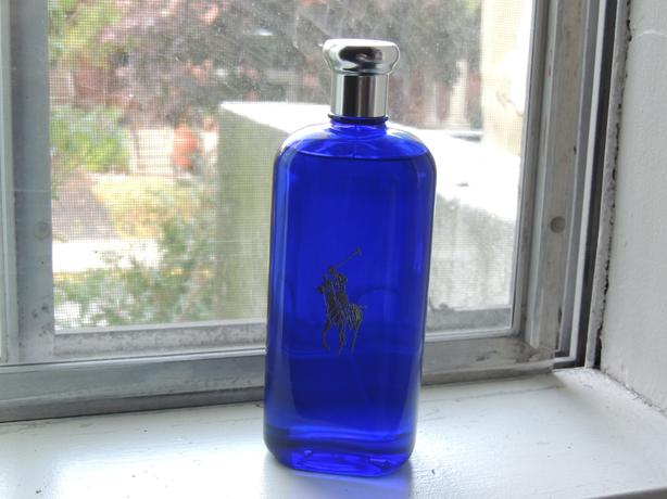 Polo Cologne (Blue Bottle) Spray bottle