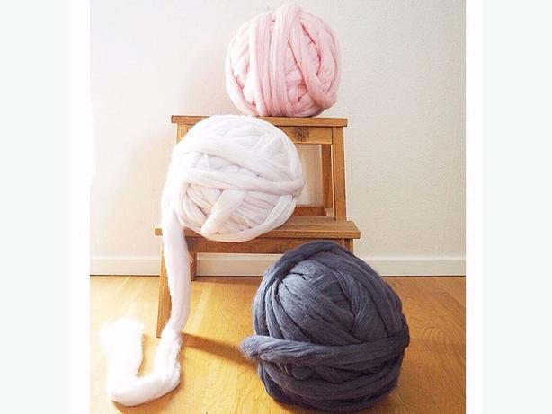WANTED: ISO giant wool yarn