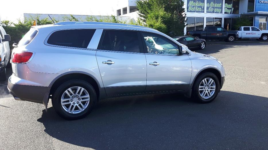 Used 2009 Buick Enclave Cx For Sale In Parksville Outside Victoria Victoria