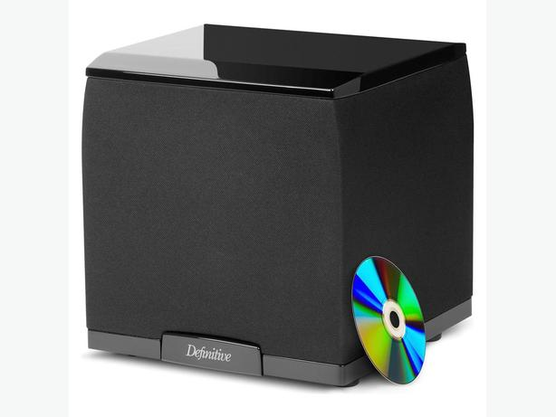 "Definitive Technology SuperCube 2000 7.5"" 650-Watt Subwoofer"
