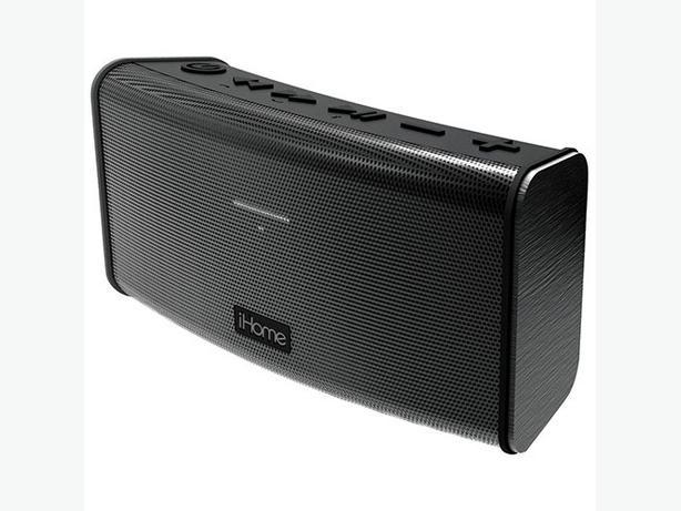 iHome iBT34 Splash-Proof Bluetooth Speaker