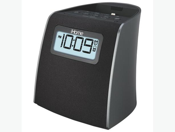 iHome iPhone/iPod Lightning Clock Radio (iPL22G)