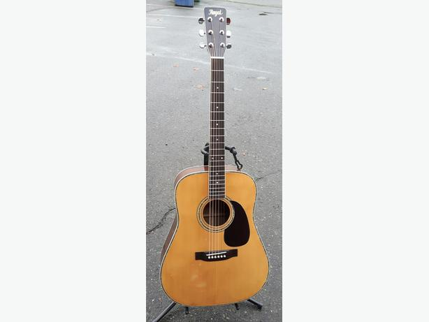 All Solid Wood Royal Acoustic Guitar