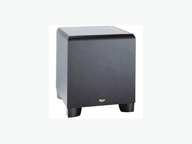 "Klipsch 10"" 225-Watt Powered Subwoofer (KW-100)"