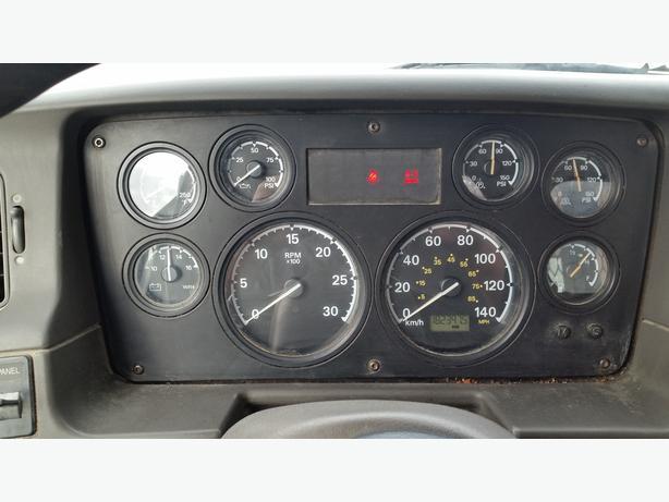 2007 Sterling Flat Deck Truck