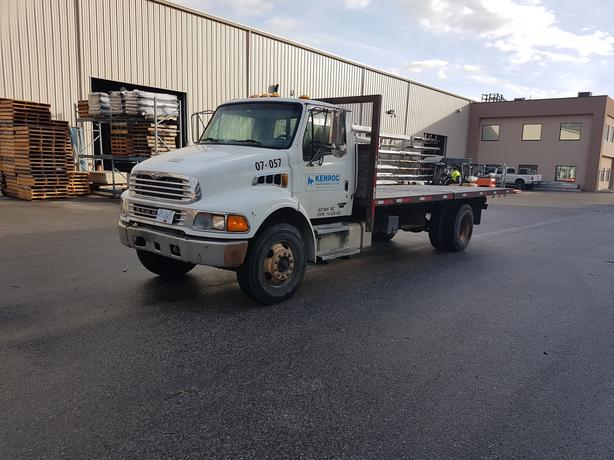 2004 Sterling 5ton Flat Deck Truck