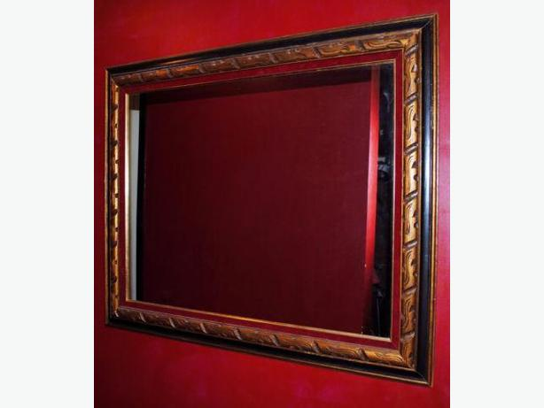 Gorgeous Framed Mirror