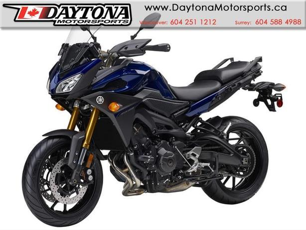 2017 Yamaha FJ-09 Sport Bike  * BRAND NEW -Blue *