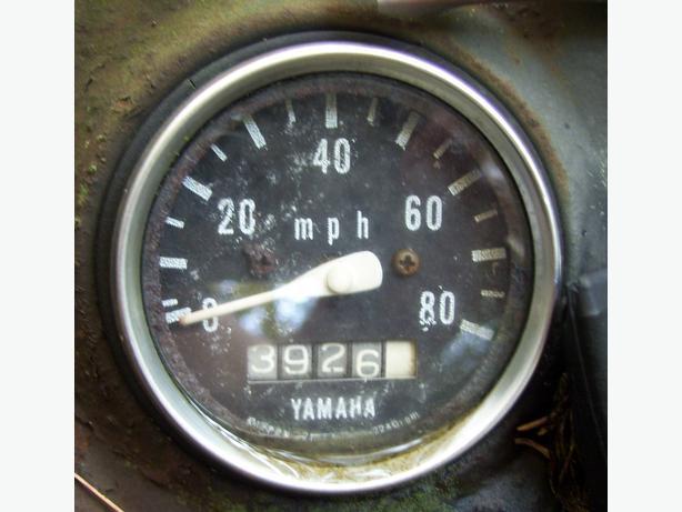 Yamaha SL292 EW433 BP292 GP433 SL338 SL433 EW643 speedo